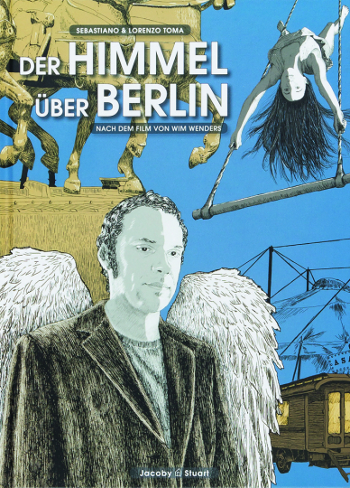 Der Himmel über Berlin. Graphic Novel.