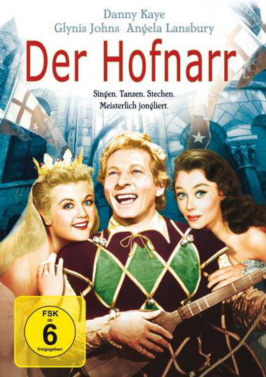Der Hofnarr DVD