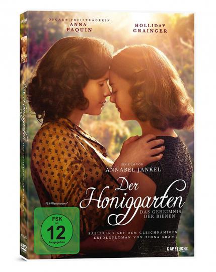 Der Honiggarten. DVD.