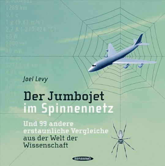 Der Jumbojet im Spinnennetz - Und 99 andere erstaunliche Vergleiche aus der Welt der Wissenschaft