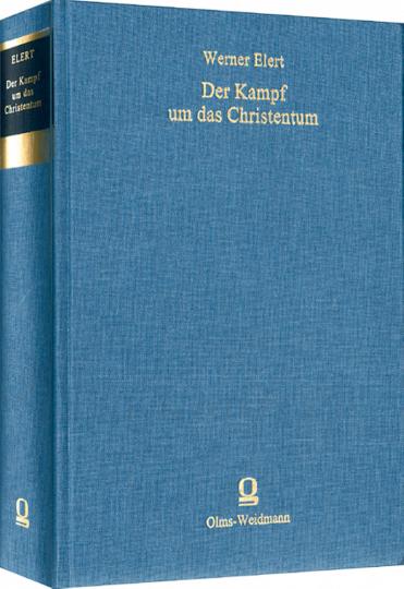 Der Kampf um das Christentum - Reprint der Originalausgabe von 1921