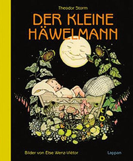 Der kleine Häwelmann. Bilder von Else Wenz-Vietor.