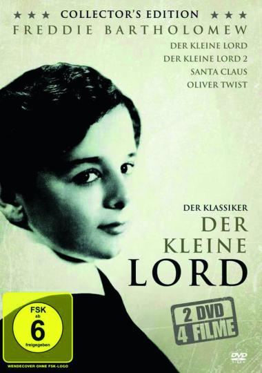 Der kleine Lord (Collector's Edition). 2 DVDs.