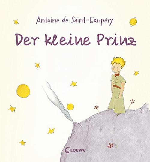 Der kleine Prinz - Bilderbuch mit den Original-Illustrationen des Autors