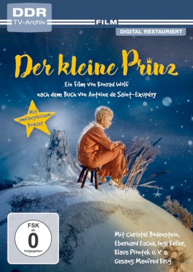 Der kleine Prinz. DVD