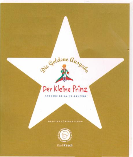 Der kleine Prinz - Goldene Ausgabe