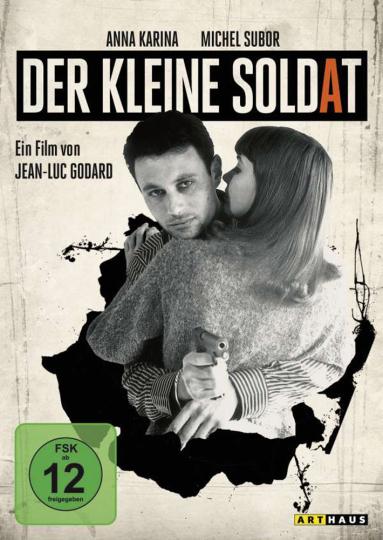 Der kleine Soldat. DVD.