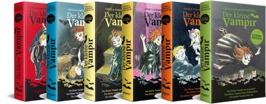 Der kleine Vampir. Sonderpaket. 6 Sammelbände.