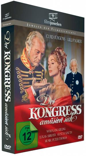Der Kongress amüsiert sich DVD
