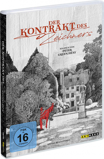 Der Kontrakt des Zeichners. DVD.