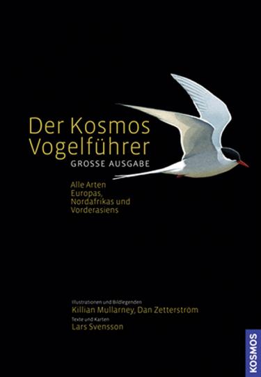 Der Kosmos Vogelführer. Große Ausgabe.