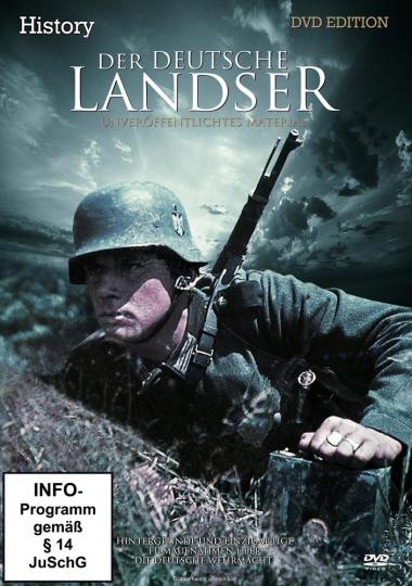 Der Landser - Eine deutsche Legende DVD