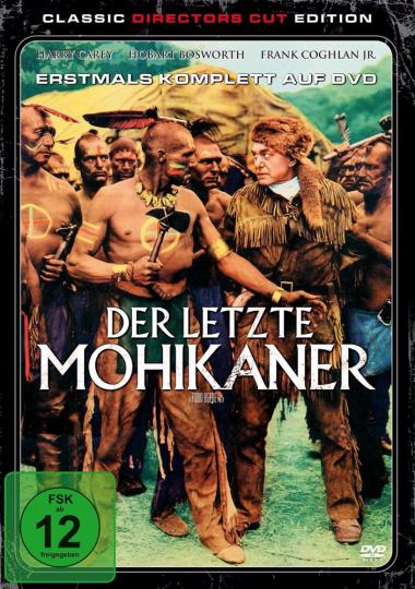 Der letzte Mohikaner (Director`s Cut). DVD.