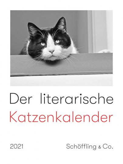 Der literarische Katzenkalender 2021. Wochenkalender.