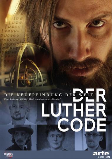 Der Luther Code - Die Neuerfindung der Welt. 2 DVDs.