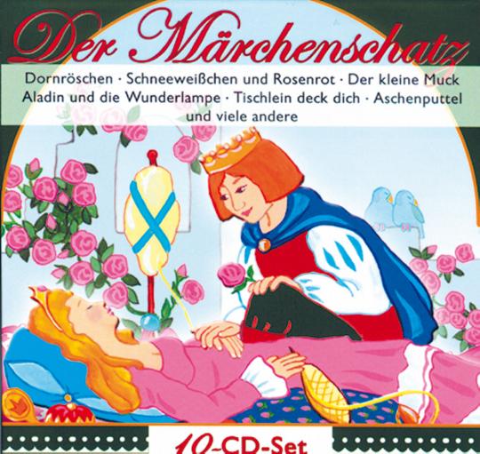 Der Märchenschatz 10 CDs