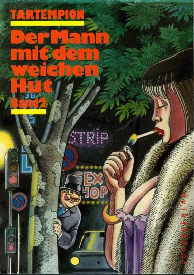 Der Mann mit dem weichen Hut 2. Graphic Novel.