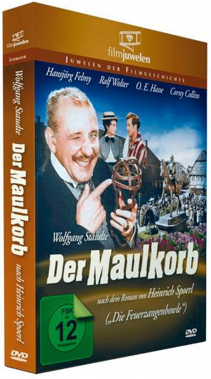 Der Maulkorb. DVD.