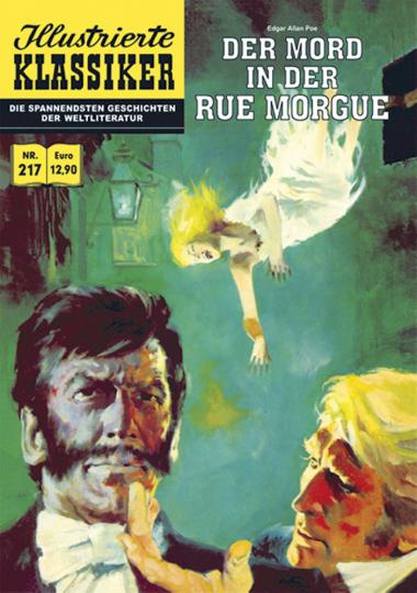 Der Mord in der Rue Morgue - Illustrierter Klassiker