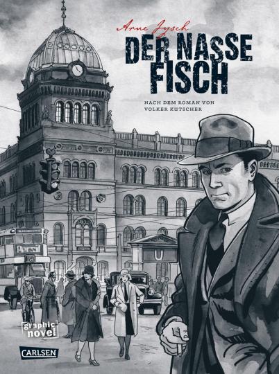 Der nasse Fisch. Erweiterte Neuausgabe. Graphic Novel.