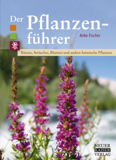 Der Pflanzenführer - Bäume, Sträucher, Blumen und andere heimische Pflanzen