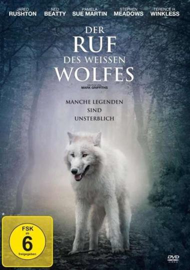 Der Ruf des Weissen Wolfes / Legende des Weissen Wolfes 2 DVDs