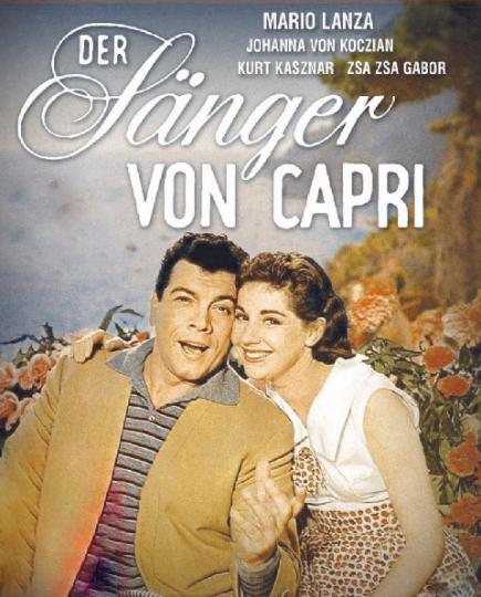 Der Sänger von Capri. DVD.