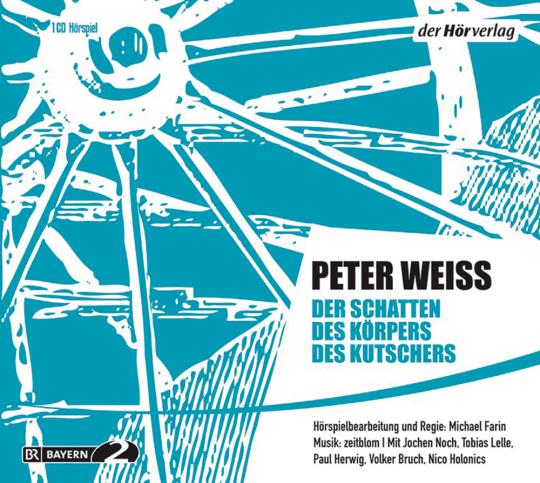Der Schatten des Körpers des Kutschers. 1 CD.