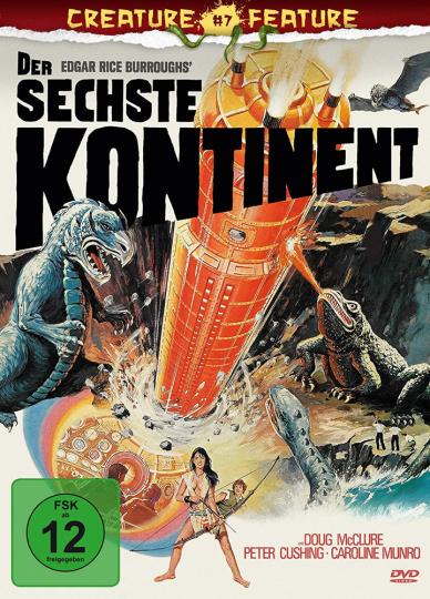 Der sechste Kontinent. DVD.