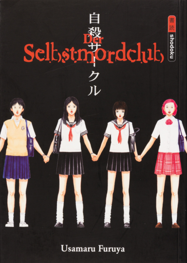 Der Selbstmordclub. Graphic Novel.
