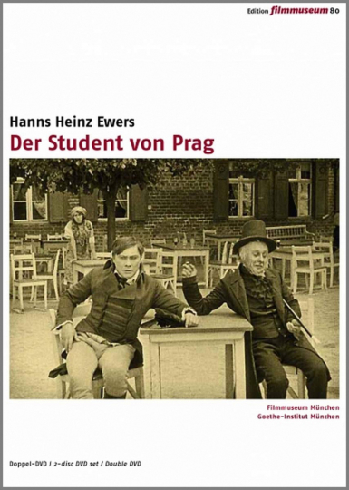 Der Student von Prag (Edition Filmmuseum 80) 2 DVDs