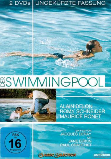 Der Swimmingpool (1968). DVD.