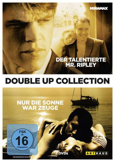 Der talentierte Mr. Ripley / Nur die Sonne war Zeuge. 2 DVDs.