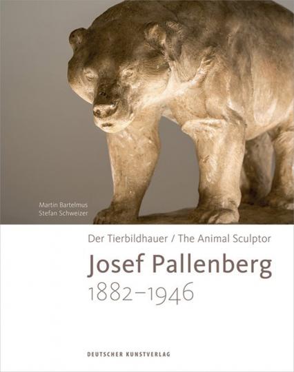 Der Tierbildhauer Josef Pallenberg (1882-1946).