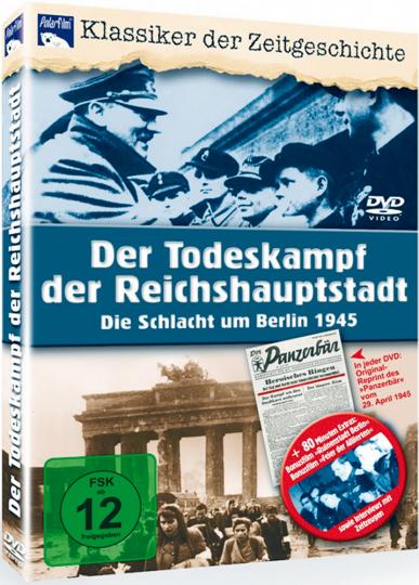 Der Todeskampf der Reichshauptstadt DVD