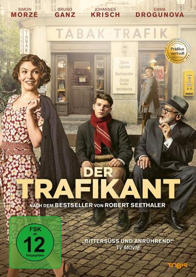 Der Trafikant. DVD.