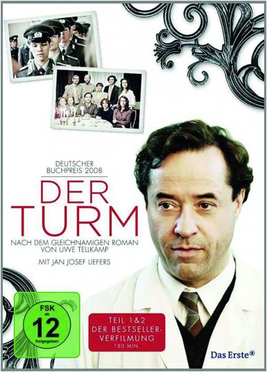 Der Turm. DVD.