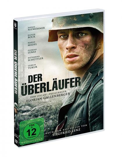 Der Überläufer. DVD.
