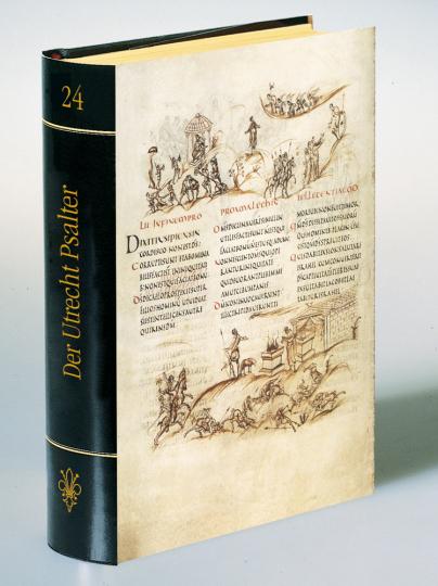 Der Utrecht Psalter. Glanzlichter der Buchkunst.