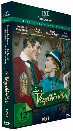 Der Vogelhändler 1953 DVD