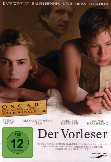 Der Vorleser. DVD.