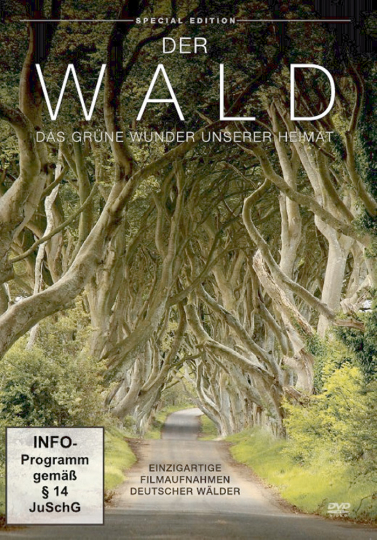 Der Wald - Das grüne Wunder unserer Heimat DVD