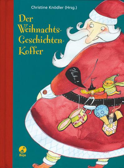 Der Weihnachtsgeschichtenkoffer. Ein Koffer voller Weihnachtsgeschichten.