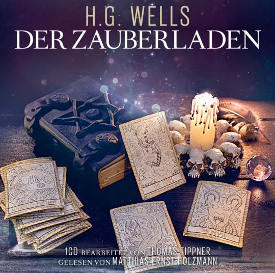 Der Zauberladen CD nach H. G. Wells