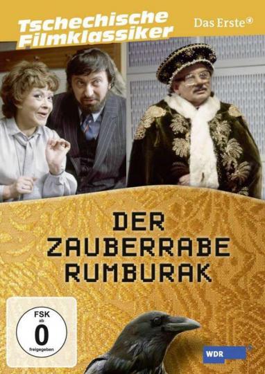 Der Zauberrabe Rumburak. DVD.