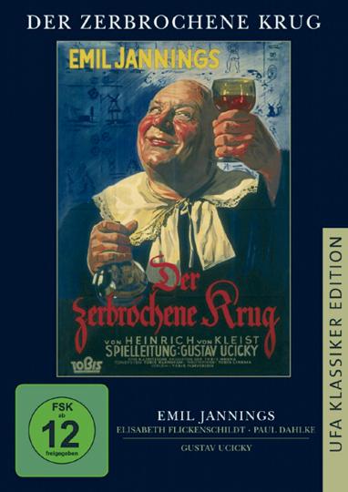 Der zerbrochene Krug - Ufa-Verfilmung von 1937 mit Emil Jannigs DVD