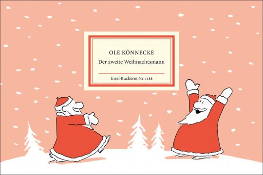 Der zweite Weihnachtsmann.