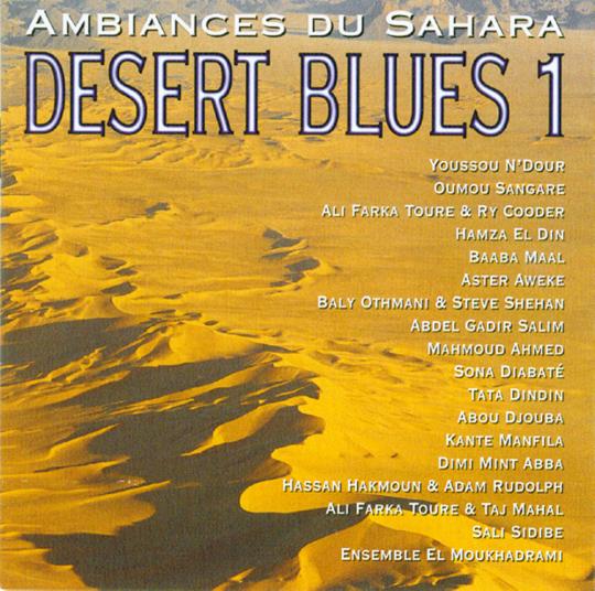 Desert Blues Volume 1 2 CDs