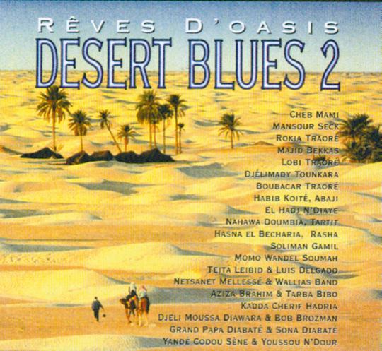Desert Blues Volume 2 2 CDs