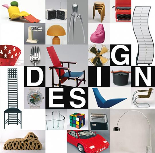 Design des 20. Jahrhunderts.